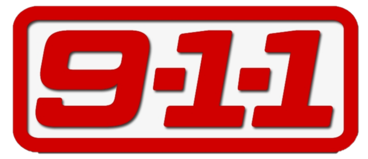 This is an image of a 911 logo.