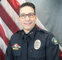 Golden Police Department Deputy Chief Joe Harvey