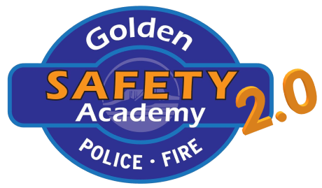 This is an image of the Golden Safety Academy Logo.