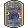 Mount Airy Police Department Badge