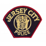 Jersey City Police Department Badge