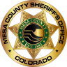 Mesa County Sheriff's Office Badge