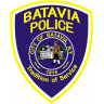 Batavia Police Department Badge