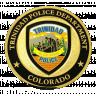 Trinidad Police Department Badge