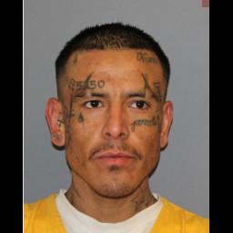 Booking photo of Edgar Rivera