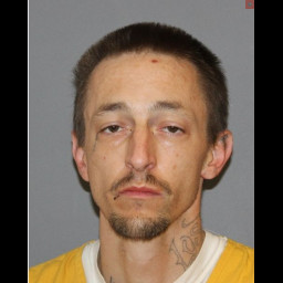 Booking photo of Nathan Torr