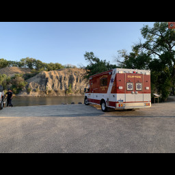 Three people rescued from the Colorado River