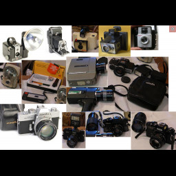 """""""Welfl Film Cameras 1958-2001"""" by WELFL is licensed under CC BY-NC-ND 2.0"""