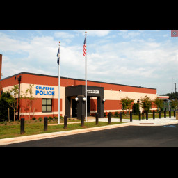 Culpeper Police Department Roscoe Ford Building