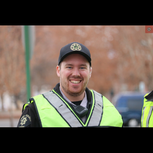 Bryan Wright has been a volunteer with Citizens on Patrol since 2016