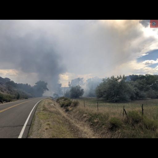 Lands End 2 Fire