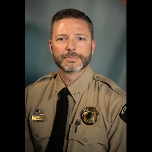 Sheriff Matt Lewis