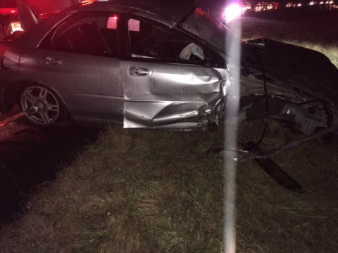 SR222 crash