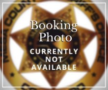 Booking photo currently not available