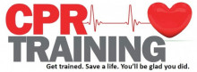 This is an image of a CPR training graphic.