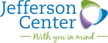 This is an image of Jefferson Center logo.
