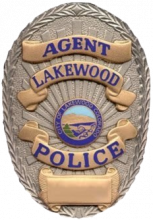 This is an image of the Lakewood Police Department's Badge