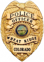 This is an image of Wheat Ridge Police Department's Badge.