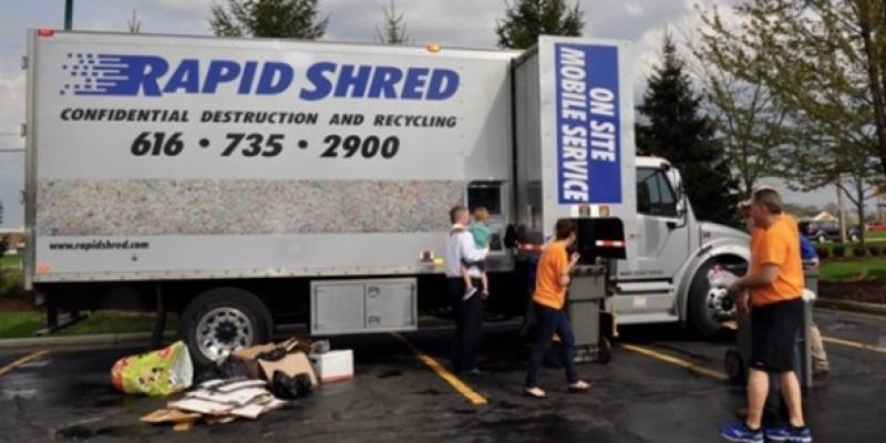 Image for Community Shred Day Returns!