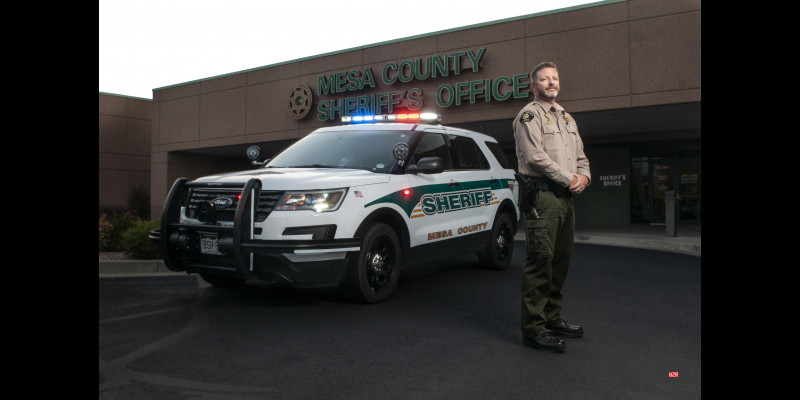 Image for Sheriff Matt Lewis Announces Retirement