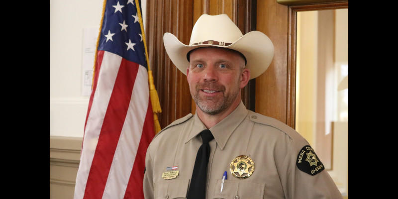Image for Commissioners Appoint New Sheriff