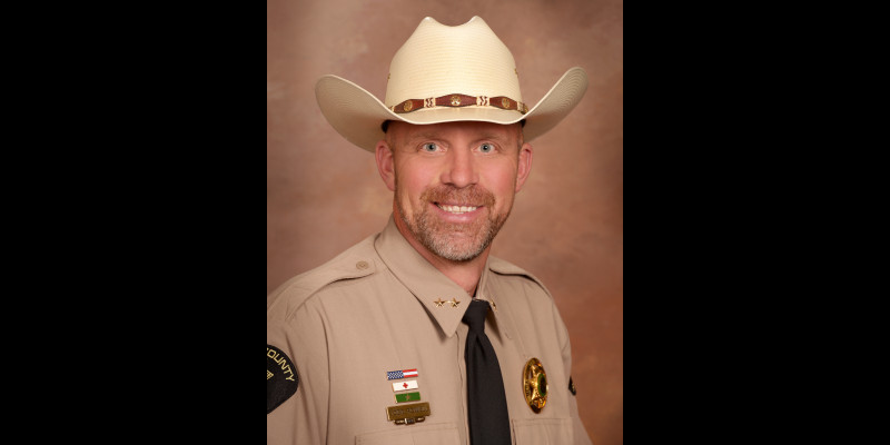 Image for Message to the Community from Sheriff Todd Rowell