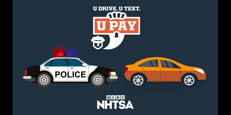 Image for U Drive. U Text. U Pay.