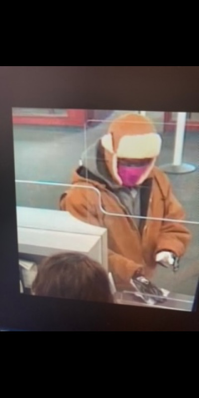 Image for BANK ROBBERY