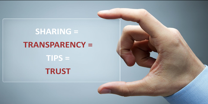 Image for Transparency & Trust