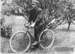 Chief of Police Fredrick Hansen (1912)